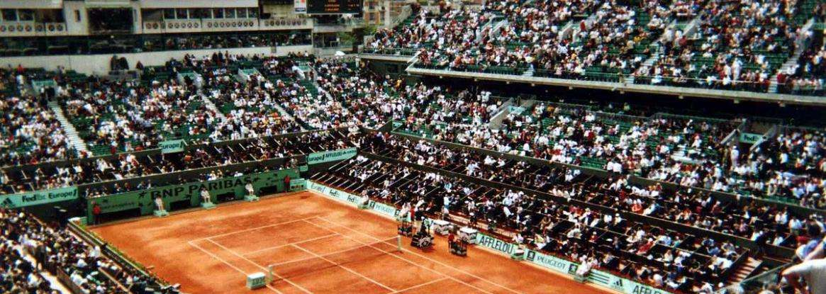 The French Open 2019; the stars of tennis battle it out on clay!