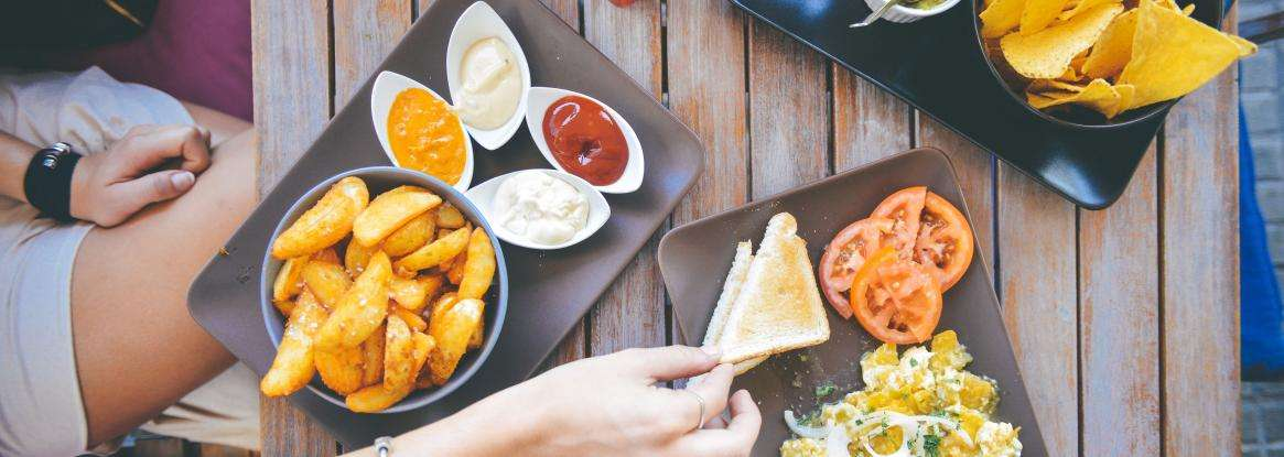 Succumb to the temptation to brunch in the sun this summer
