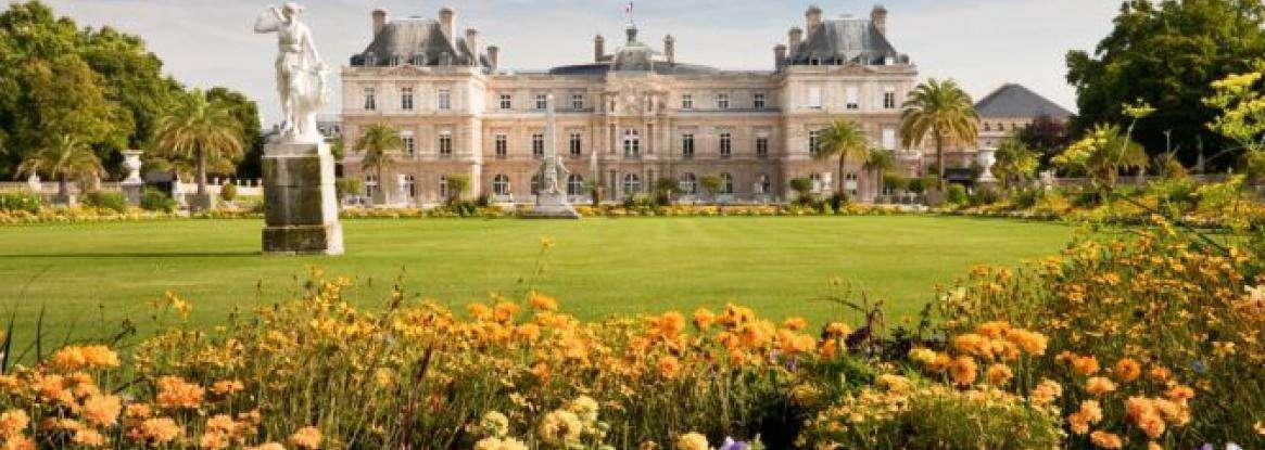 Les plus jolis jardins de Paris