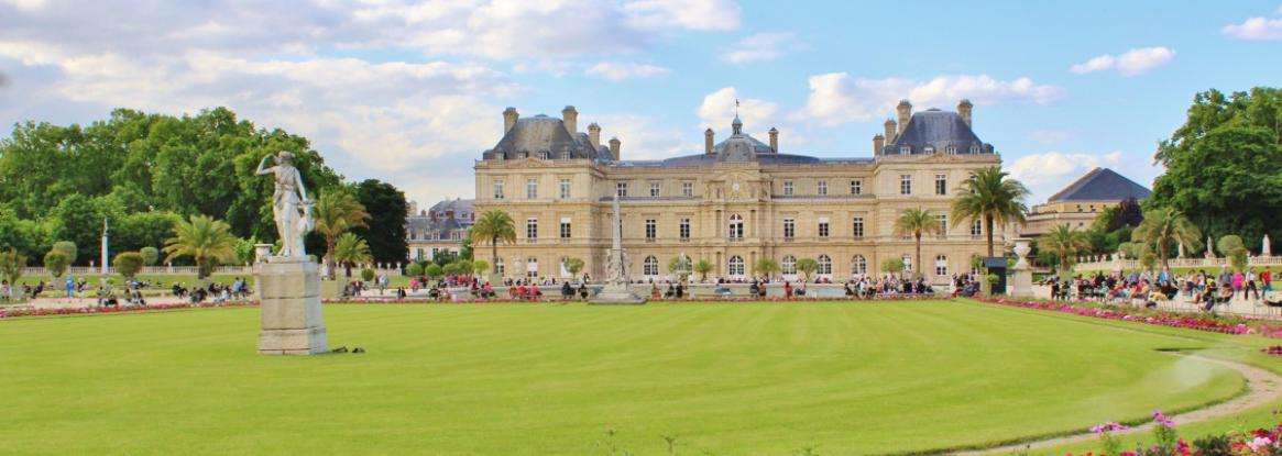The most beautiful parks in Paris