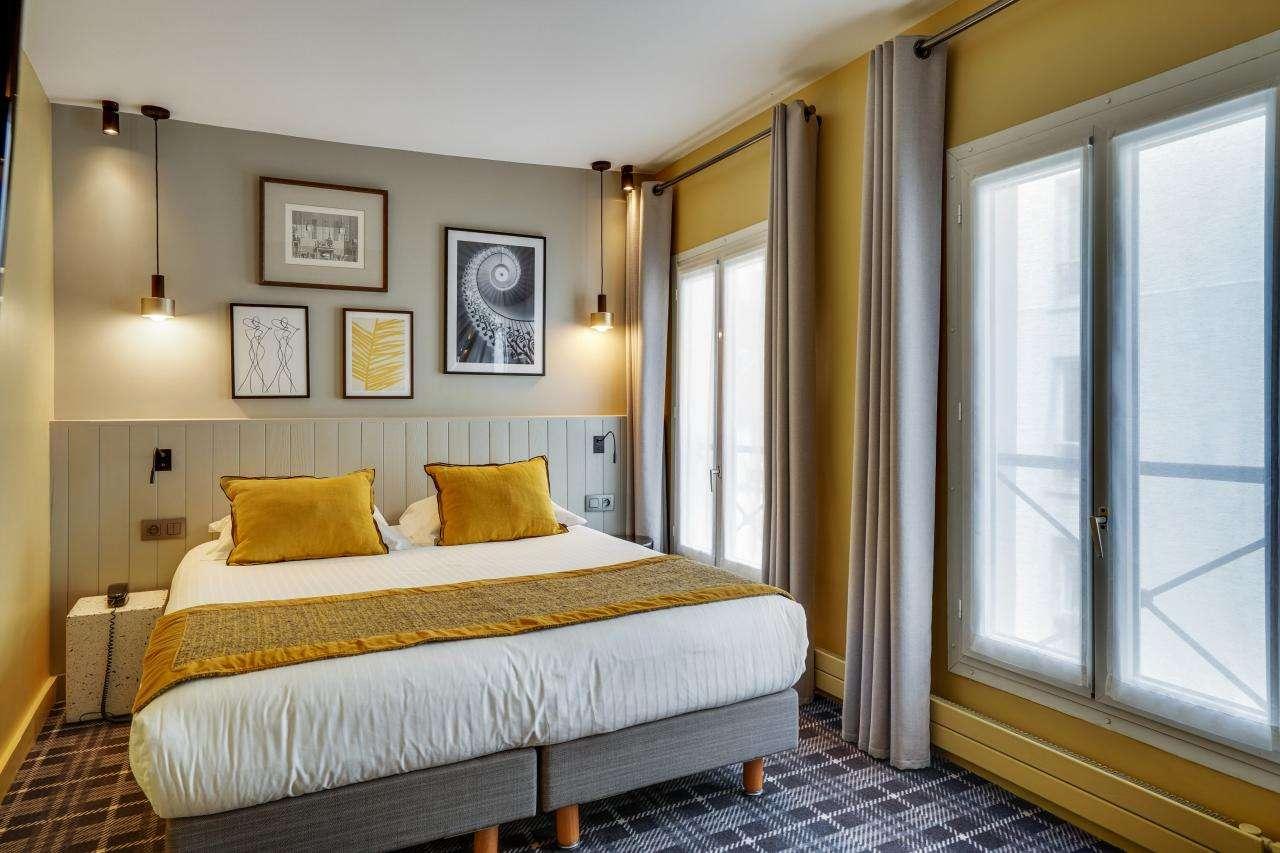 Hôtel Passy Eiffel - Chambre