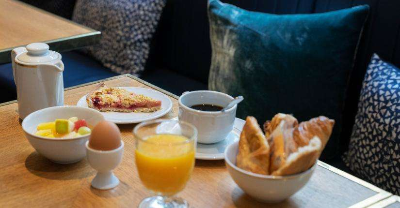 Hotel Passy Eiffel - Petit déjeuner
