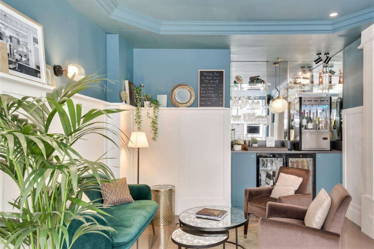 Hotel Passy Eiffel - salone